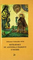 Myšlienky sv. Antona z Padovy o Márii