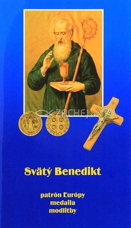 Svätý Benedikt, patrón Európy