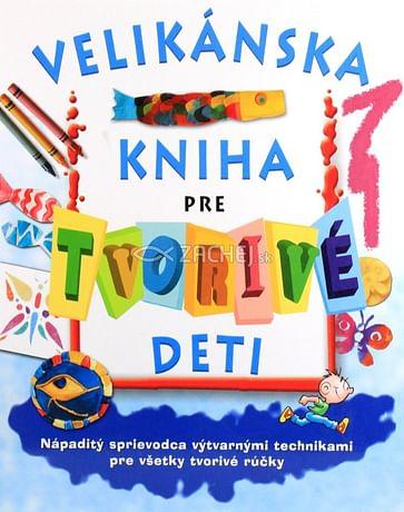 Velikánska kniha pre tvorivé deti