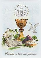 Pamätná kniha na 1. sväté prijímanie