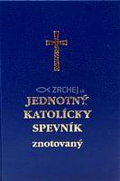 Jednotný katolícky spevník (znotovaný modrý - lesklý)