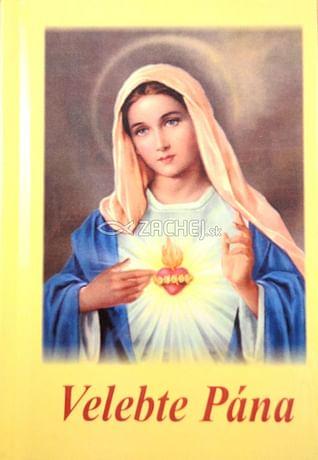 Velebte Pána (srdce Panny Márie)