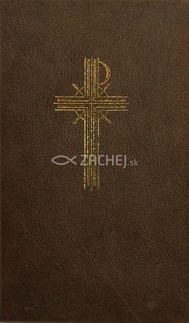 Jednotný katolícky spevník (v hnedej koži)