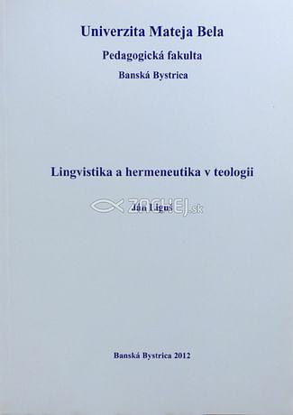 Lingvistika a hermeneutika v teológii