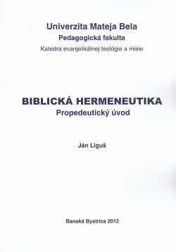 Biblická hermeneutika