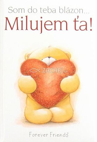 Milujem Ťa!