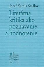 Literárna kritika ako poznávanie a hodnotenie
