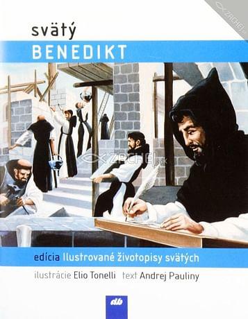 Svätý Benedikt (komiks)