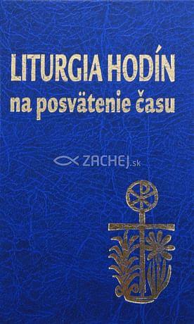 Liturgia hodín na posvätenie času