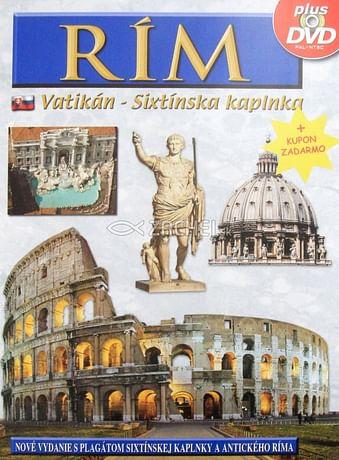 Rím - Umenie, história, archeológia + DVD
