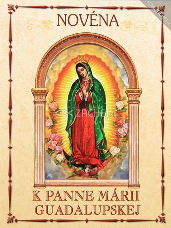 Novéna k Panne Márii Guadalupskej