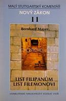 List Filipanům / List Filemonovi