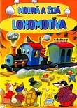 Modrá a žltá lokomotíva