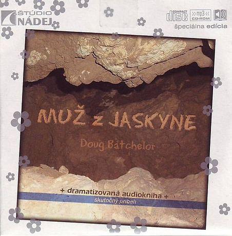 CD: Muž z jaskyne (mp3)