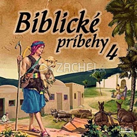 CD: Biblické príbehy 4