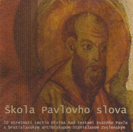 CD: Škola Pavlovho slova (mp3)