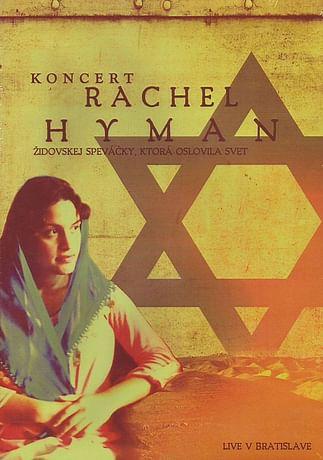 DVD: Koncert Rachel Hyman