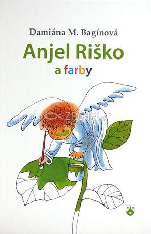 Anjel Riško a farby