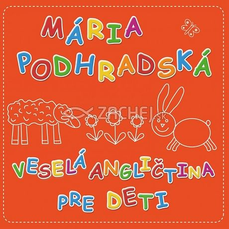CD: Veselá angličtina pre deti 1