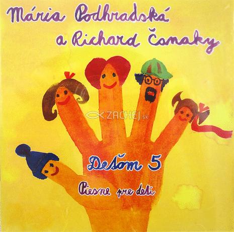 CD: Deťom 5