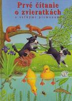Prvé čítanie o zvieratkách s veľkými písmenami
