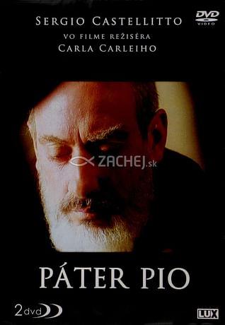 2 DVD - Páter Pio