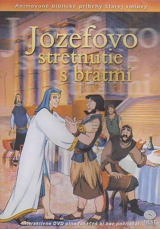 DVD: Jozefovo stretnutie s bratmi