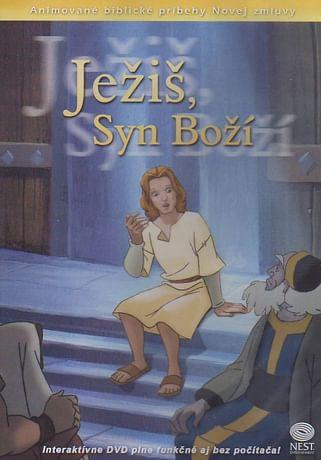 DVD: Ježiš, Syn Boží