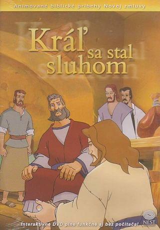 DVD: Kráľ sa stal sluhom