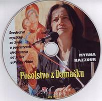 DVD - Posolstvo z Damašku
