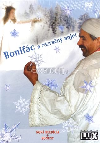 DVD: Bonifác a zázračný anjel
