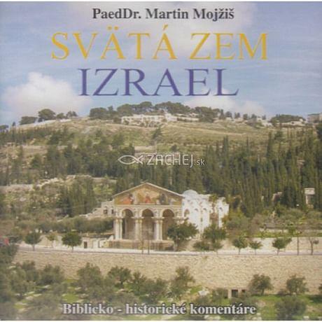CD: Svätá zem Izrael
