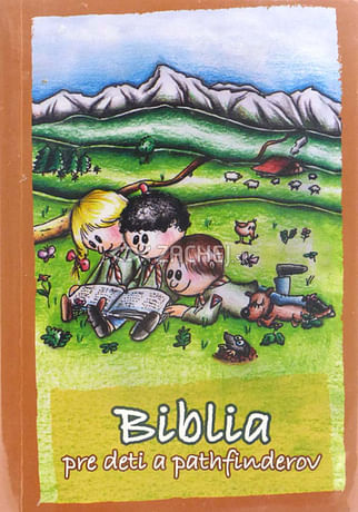 Ekumenická Biblia pre deti a pathfinderov